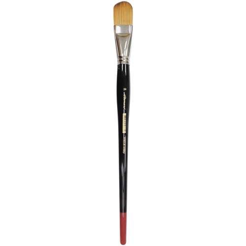 Pinceaux imitation martre pointe usée bombée série 1160UB Léonard
