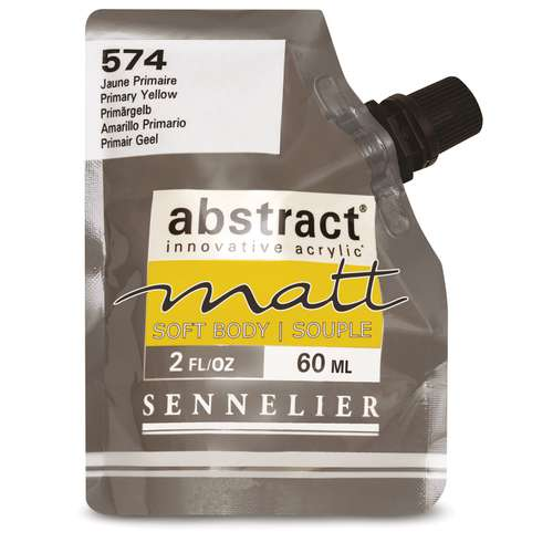 Peinture acrylique Abstract matt  Sennelier