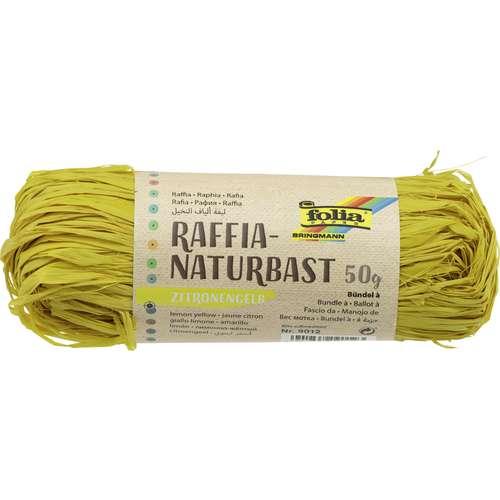 Fibres naturelles de Raphia - 50g