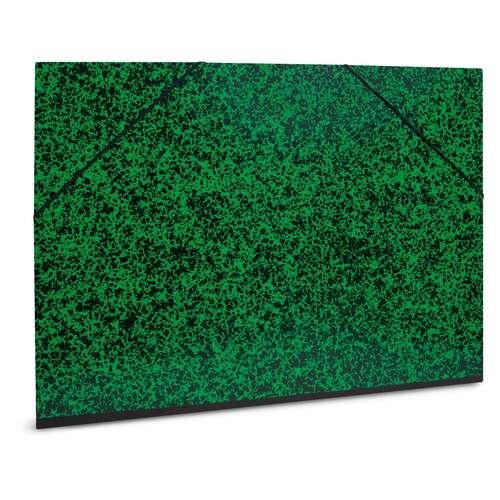 Carton à dessin Annonay (vert et noir)