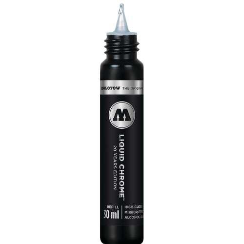 Recharge Liquid Chrome - 30 ml