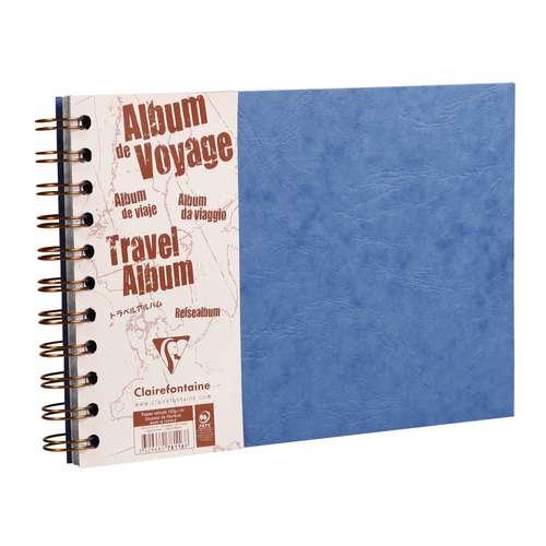Albums de Voyage Clairefontaine - 90 g/m²