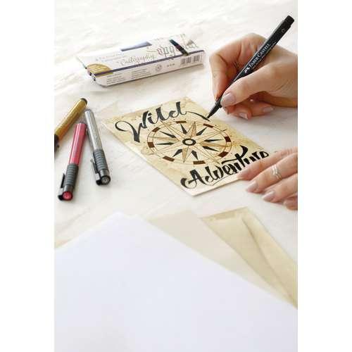 Set Hand Lettering Faber Castell