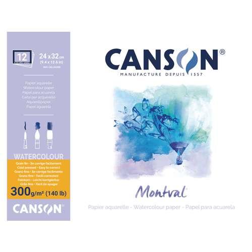 Papier Canson Montval