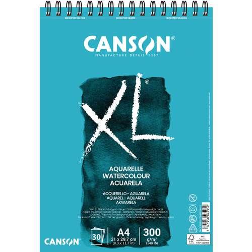 Bloc XL aquarelle 300 g/m² Canson.