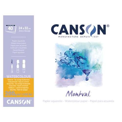 Bloc Canson Montval