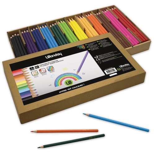 Crayons de couleur Wonday