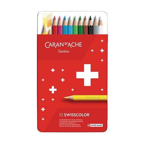 Coffrets Swisscolor Caran d'Ache
