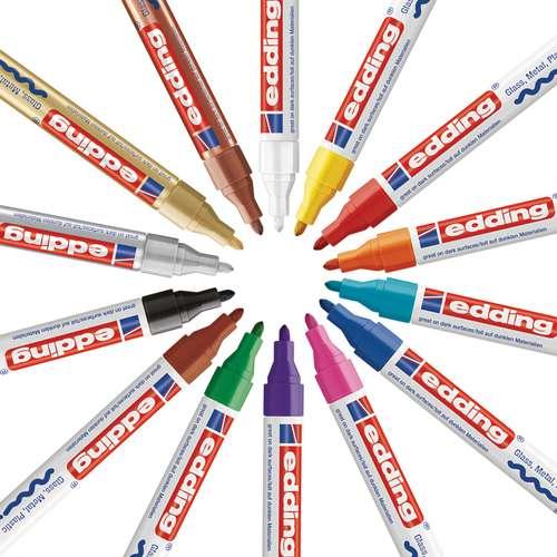 Edding 750 paint marker