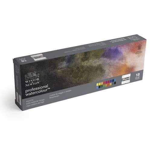 Coffret aquarelle Professional Water Colour™ Winsor et Newton