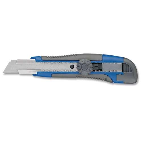 Cutter plastique bi-matière - 18mm