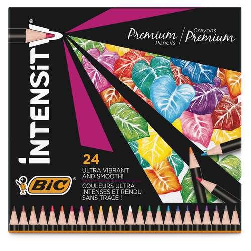 Coffret de crayons de couleur Intensity Premium