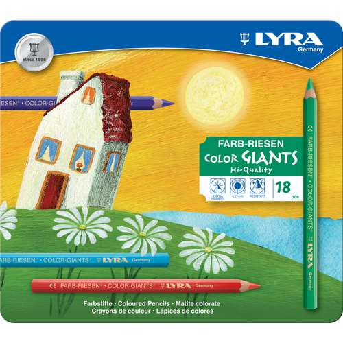 Coffret de crayons de couleur Lyra