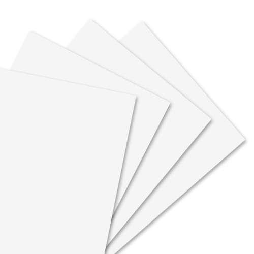 100 feuilles de papier à dessin Gerstaecker