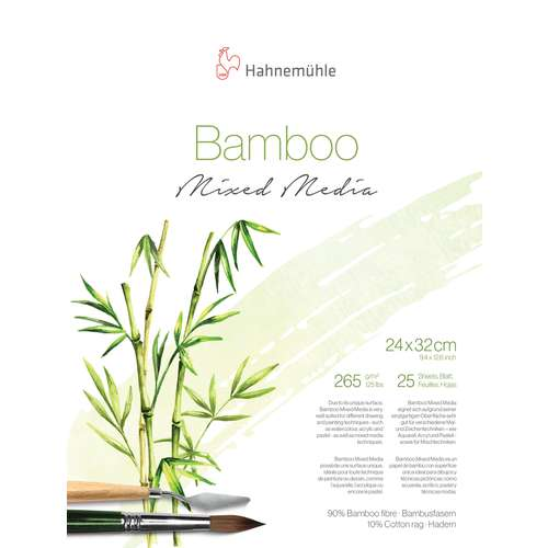 Papier Multi-Techniques Bamboo Hahnemühle